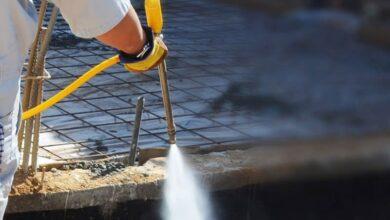 صورة شركة رش البطحاء بجدة – رش البطحاء قبل البناء