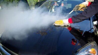 صورة شركة تنظيف سيارات بجدة