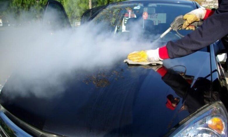 شركة تنظيف سيارات بجدة