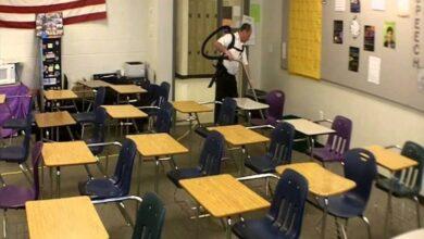 صورة شركة تنظيف مدارس بجدة